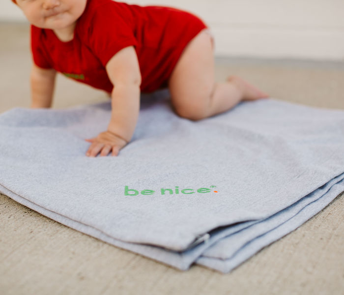 be nice. Sweatshirt Blanket