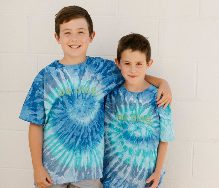 Youth be nice. Tie Dye T-shirt