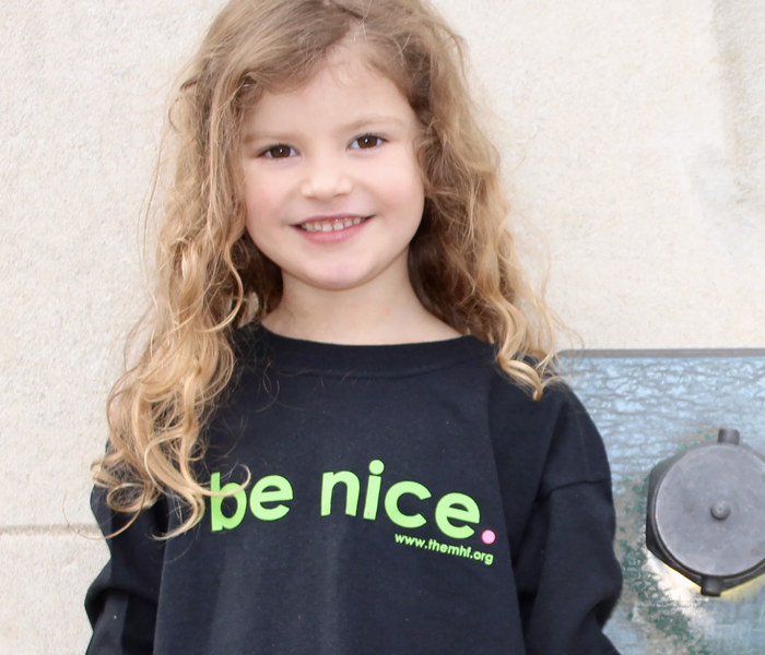 be nice. Kiddos Classic Long Sleeve