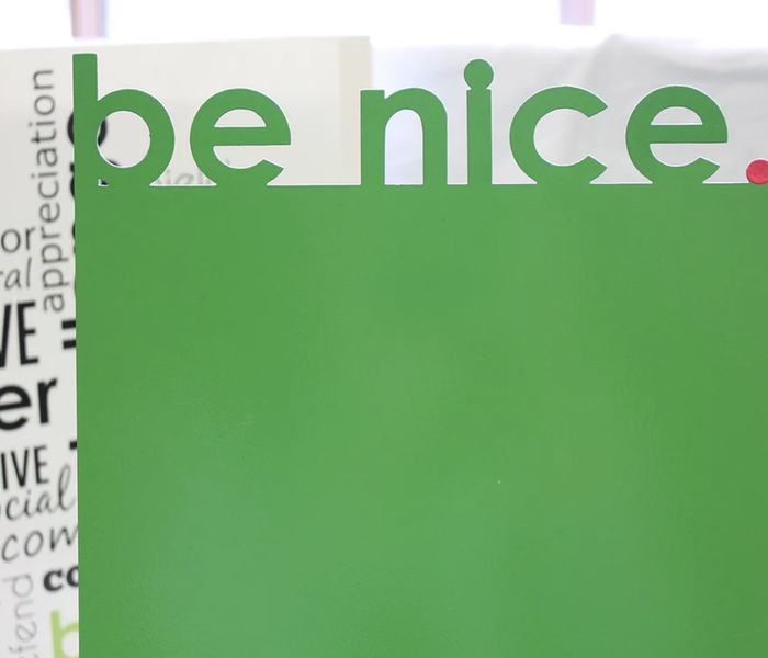 be nice. Magnet Easel