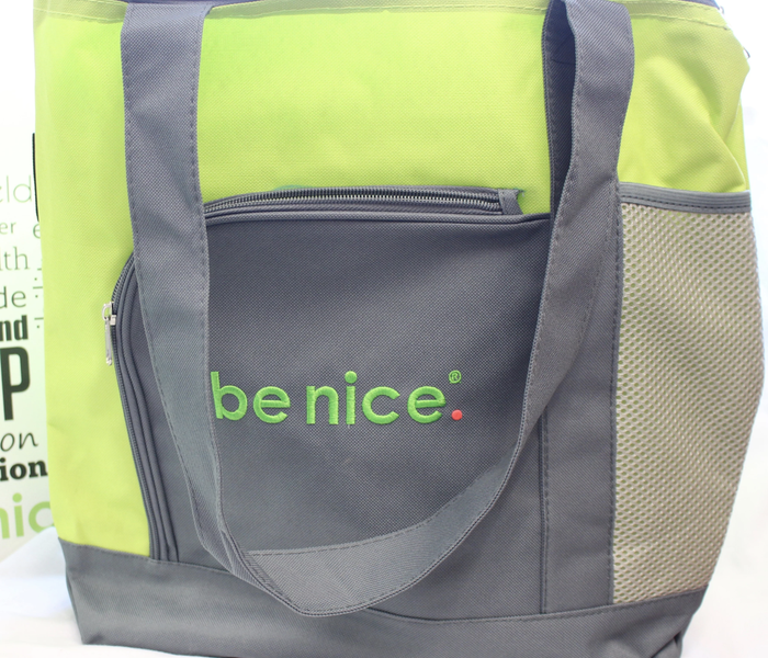 be nice. Shoulder Bag