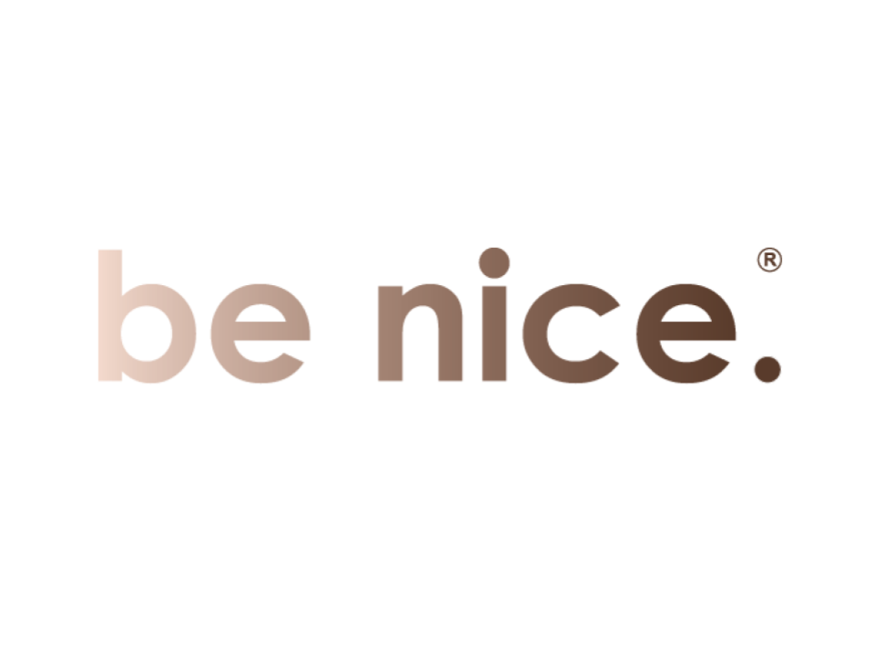 Be nice Minority Logo 1